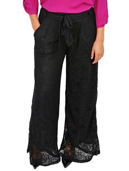 Lace Wide Leg Pants