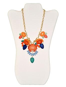 Multi Shape Necklace
